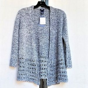 Open Cardigan Doncaster Woman's Small NWT